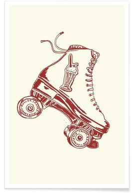 Roller Skates & Milk Shakes