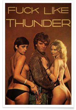 Like Thunder -Poster