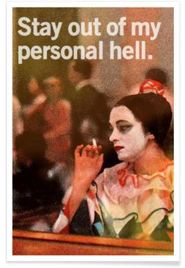 My Personal Hell -Poster