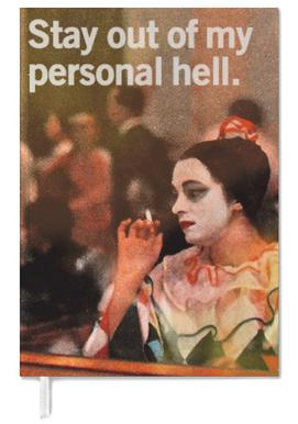 My Personal Hell Personal Planner