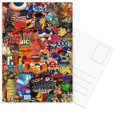 The Eye, 2010 Postcard Set