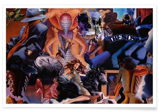 Le Paradis, 1981 Plakat