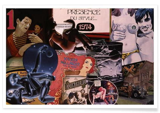 1974, 1974 Plakat