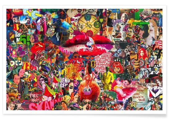 Kiss, 2010 Plakat
