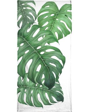 Tropical No.2 serviette de bain