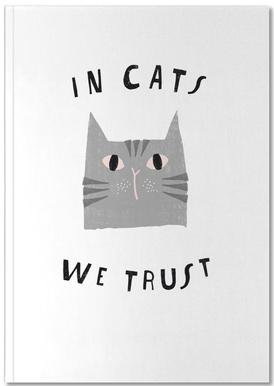 Catisfaction 3 Notebook
