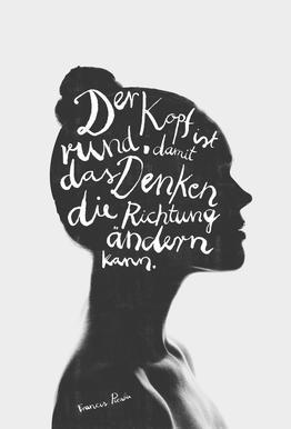 Denken Acrylic Print