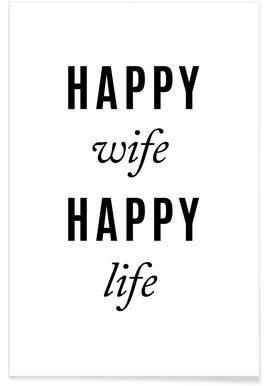 Happy Wife -Poster