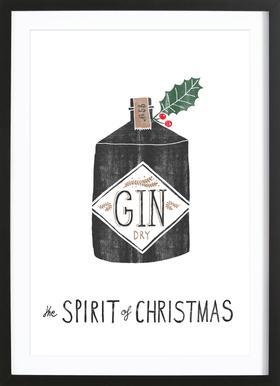 Spirit of Christmas No. 2 Framed Print