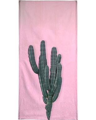 Kaktus Bath Towel