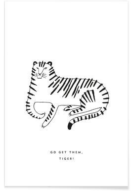 Tiger affiche