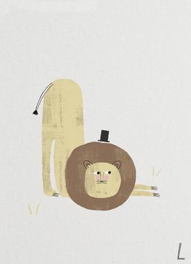 ABC Kids - L Canvas Print