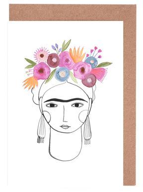 Beautiful Frida cartes de vœux