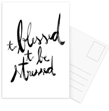 Blessed cartes postales