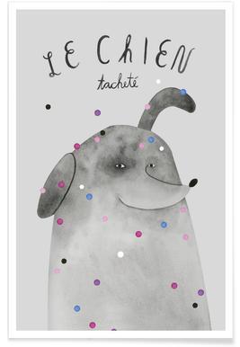 French Animals Chien