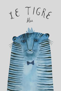 French Animals Tigre