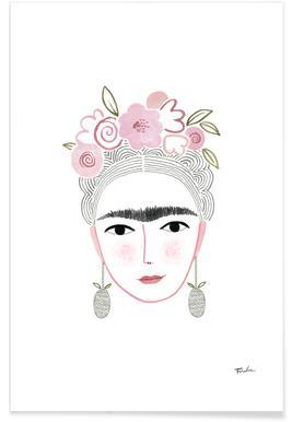 Frida Kahlo affiche