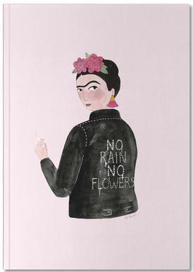 Frida Rocks Notebook