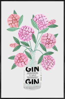 Ginspiration No.1 Framed Poster