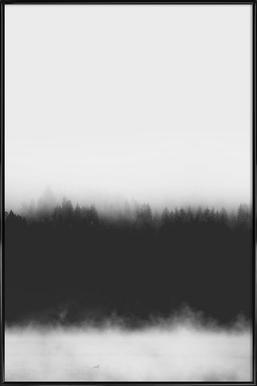 Landscape No. 37 - Affiche sous cadre standard
