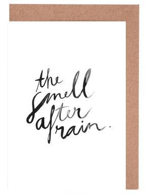 The Smell -Grußkarten-Set