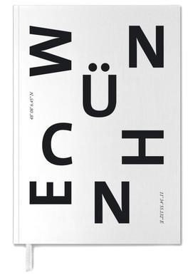 Cities - München Personal Planner