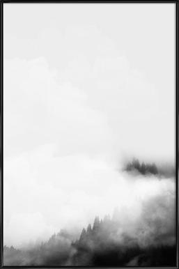 Landscape No. 40 affiche encadrée