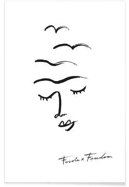Frida X Freedom affiche
