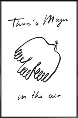 Magic In The Air Framed Poster