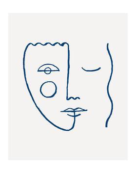 Faces No. 2