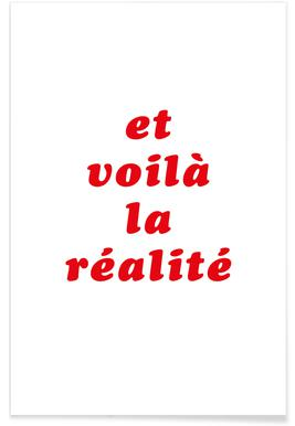 Realite No. 3 poster