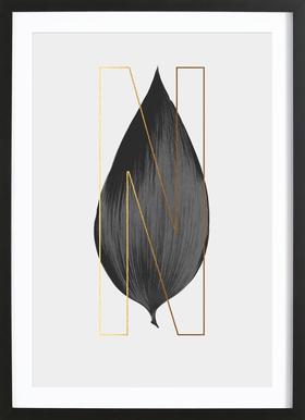 Plants N Framed Print