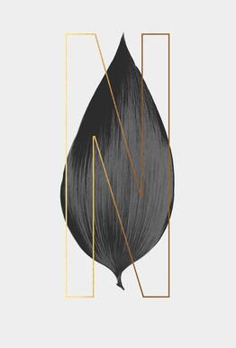 Plants N Aluminium Print