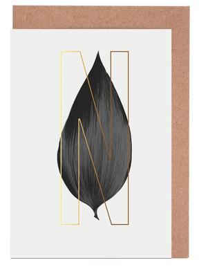 Plants N Greeting Card Set