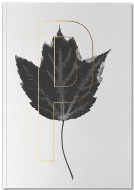 Plants P Notebook