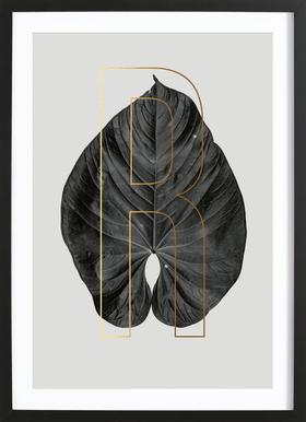 Plants R Framed Print