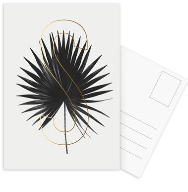 Plants S Postcard Set