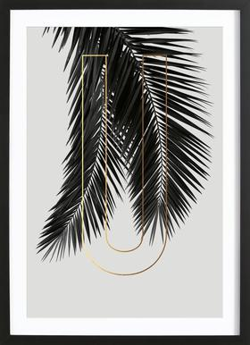 Plants U Framed Print