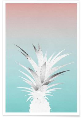 Ananas Comosus - Premium poster