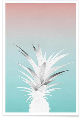 Ananas Comosus - Affiche
