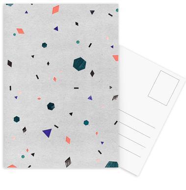 Kaleidoscope Postcard Set