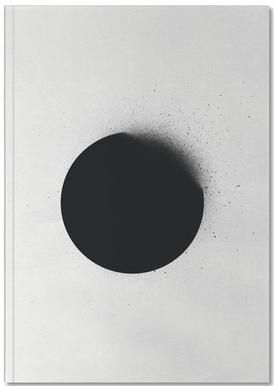 Black 01 Notebook