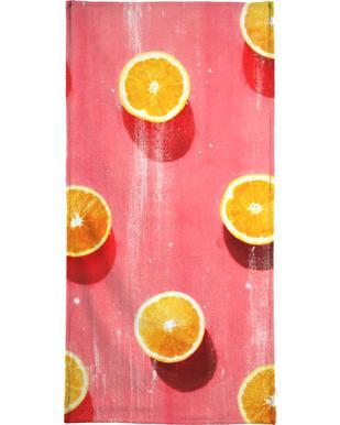 Fruit 5 handdoek
