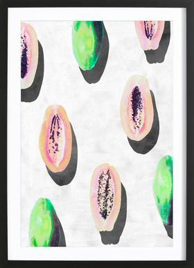 Fruit 11.1 Framed Print