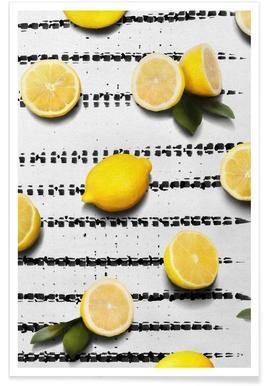 Fruit 4 - Premium Poster