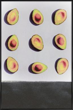 Fruit 2 ingelijste poster