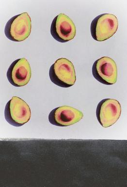 Fruit 2 acrylglas print