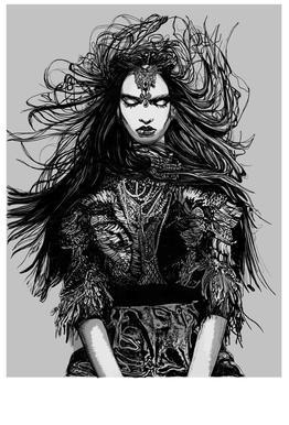 Warrior -Alubild