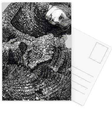 Structure cartes postales