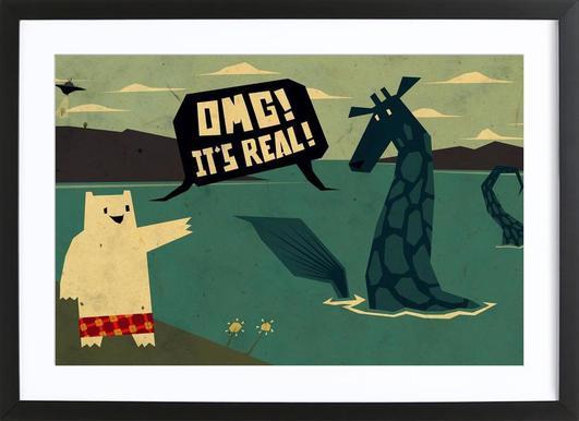 Yeti meets Nessie